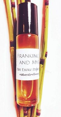 Frankincnese And Myrrh Pure Essence Oil Natural Refinery
