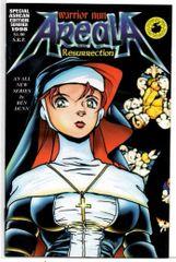 Warrior Nun Areala: Resurrection #0 (1998) by Antarctic Press