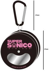 "Carabiner Can Case ""Super Sonico"" by Broccoli"