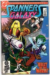 Spanner's Galaxy #4 (1985) by DC Comics