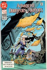 Advanced Dungeons & Dragons #28 (1991) by DC Comics