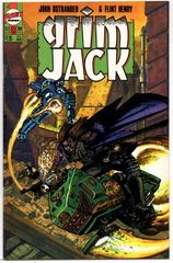 Grimjack #63 (1989) by First Comics