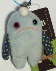 "Mokeke Strap Monster ""Pom"" LB by Shinada"