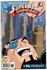 Superman Adventures #8 (1997) by DC Comics