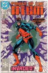Power of the Atom #7 (1988) by DC Comics