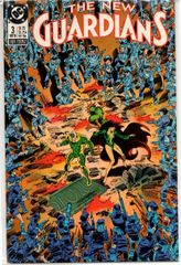 The New Guardians #3 (1988) by DC Comics