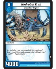 1TVR-4/43 (U) Hydrobot Crab