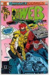 The Web #1 (1991) by DC Comics