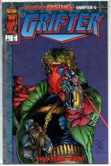 Grifter #1 (1995) by Image Comics