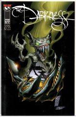 The Darkness #5 (1997) by Image Comics