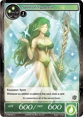 TTW-067 U - Spirit of Yggdrasil