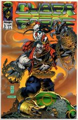 Cyberforce #3 (1993) by Image Comics