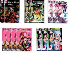 Tenchi Muyo! 16 Set by Pioneer Anime Comics