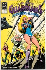 The New Guardians #8 (1989) by DC Comics