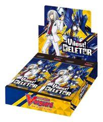 "Cardfight!! Vanguard Booster Box Vol.04 ""Vilest! Deletor"" VGE-V-BT04 by Bushiroad"