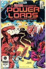 Power Lords #3 (1984) by DC Comics