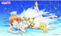 "Character Rubber Mat (A) ""Cardcaptor Sakura: Clear Card"" ENR-029 by Ensky"