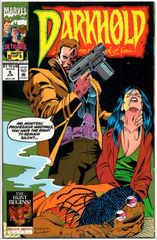 Darkhold #9 (1993) by Marvel Comics