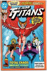 Team Titans #1d (1992) by DC Comics