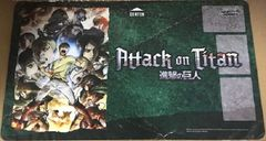 "Weiss Schwarz Rubber Mat ""Attack on Titan"" by Bushiroad"