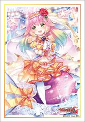"""Sleeve Collection Mini """"Cardfight!! Vanguard G (Luxury Wave, Elly) Vol.332 by Bushiroad"""