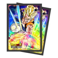 """Deck Protector Sleeves Standard Size """"Dragon Ball Super (Set 3 Version 1)"""" by Ultra PRO"""