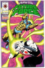 Rai and the Future Force #15 (1993) by Valiant
