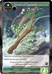 SKL-054 C - Branch of Yggdrasil