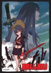 "Deck Protector Sleeves Small Size ""Kill la Kill (Sisters)"" by Ultra PRO"