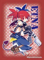 "Character Sleeve Collection ""Makai Senki Disgaea Series (Etna)"" by Broccoli"