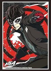 "Sleeve Collection HG ""Persona 5 the Animation (JOKER) Vol.1796 by Bushiroad"