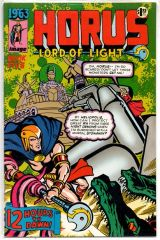 Horus: Lord of Light - Hero Illustrated Special #5 (1993) by Image Comics