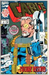 Cable #1 (1993) by Marvel Comics