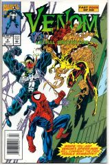 Venom: Lethal Protector #4 (1993) by Marvel Comics