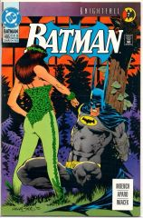Batman #495 (1993) by DC Comics