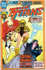 Team Titans #1e (1992) by DC Comics