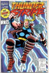 Thunderstrike #1 (1993) by Marvel Comics