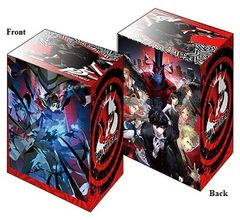 """Deck Holder Collection """"Persona 5"""" Vol.133 by Bushiroad"""