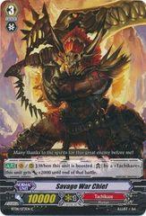 BT08/073EN (C) Savage War Chief