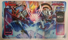 """Cardfight Vanguard Rubber Mat """"Blazing Perdition Ver.E Sneak Preview"""" by Bushiroad"""