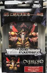 "Weiss Schwarz Japanese Trial Deck+ (Plus) ""Overlord"" by Bushiroad"