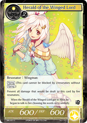 SKL-011 C - Herald of the Winged Lord