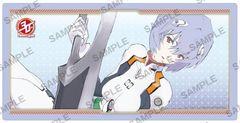 "Newtype 30th Anniversary Rubber Mat ""Neon Genesis Evangelion (Ayanami Rei)"" by Kadokawa"