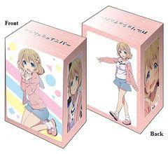 "Deck Holder Collection V2 ""Gi(a)rlish Number (Kugayama Yae)"" Vol.121 by Bushiroad"