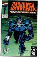 Darkhawk #7 (1991) by Marvel Comics