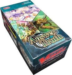 "Cardfight!! Vanguard Extra Booster Vol.04 ""The Answer of Truth"" VGE-V-EB04 by Bushiroad"