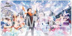 "Rubber Play Mat Collection ""Re:Zero -Starting Life in Another World- Memory Snow (Key Visual Ver.)"" by Kadokawa"