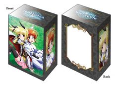 "Deck Holder Collection V2 ""Magical Girl Lyrical Nanoha Reflection (Nanoha & Fate)"" Vol.469 by Bushiroad"
