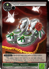 TAT-070 C - Silver Shoes