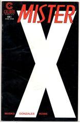 Mister X #1 (1996) by Caliber Comics